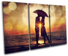 Kissing Sunset Love - 13-0650(00B)-TR32-LO